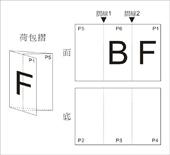 Letter Fold F7-A1