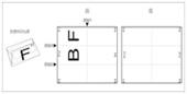 Half Fold + Letter Fold F18-A3