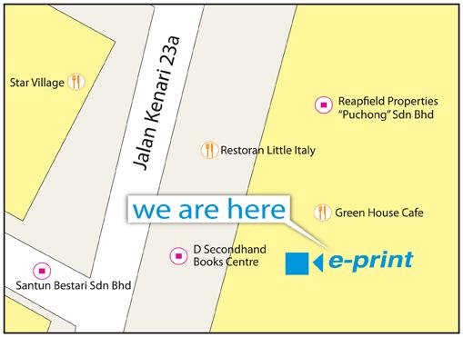 Contact us e print solutions sdn bhd for E bathroom solution sdn bhd