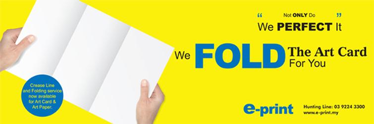 E print online printing malaysia prints advertisement creas folding reheart Choice Image