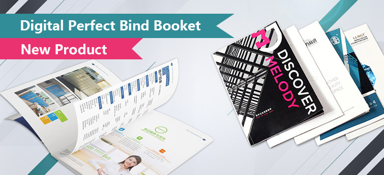 Digital Perfect Bind Booket