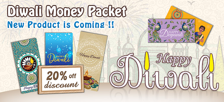 Diwali Money Packet